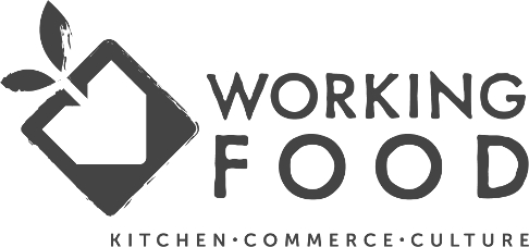 Working Food Logo