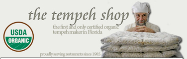 The Tempeh Shop Logo